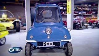 Kleinstes Auto der Welt | Galileo