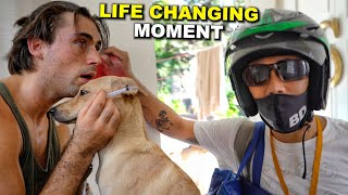 Strange Filipino Man Enters Our Home | Things Got Emotional (Life Changing Day)