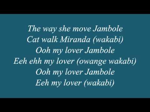 Eddy Kenzo   Jambole Lyrics