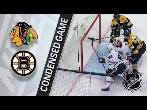 Chicago Blackhawks vs Boston Bruins March 10, 2018 HIGHLIGHTS HD