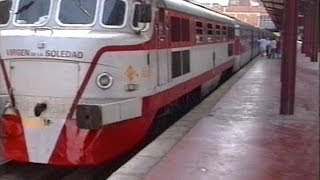 RENFE 1992  Madrid - Hendaya