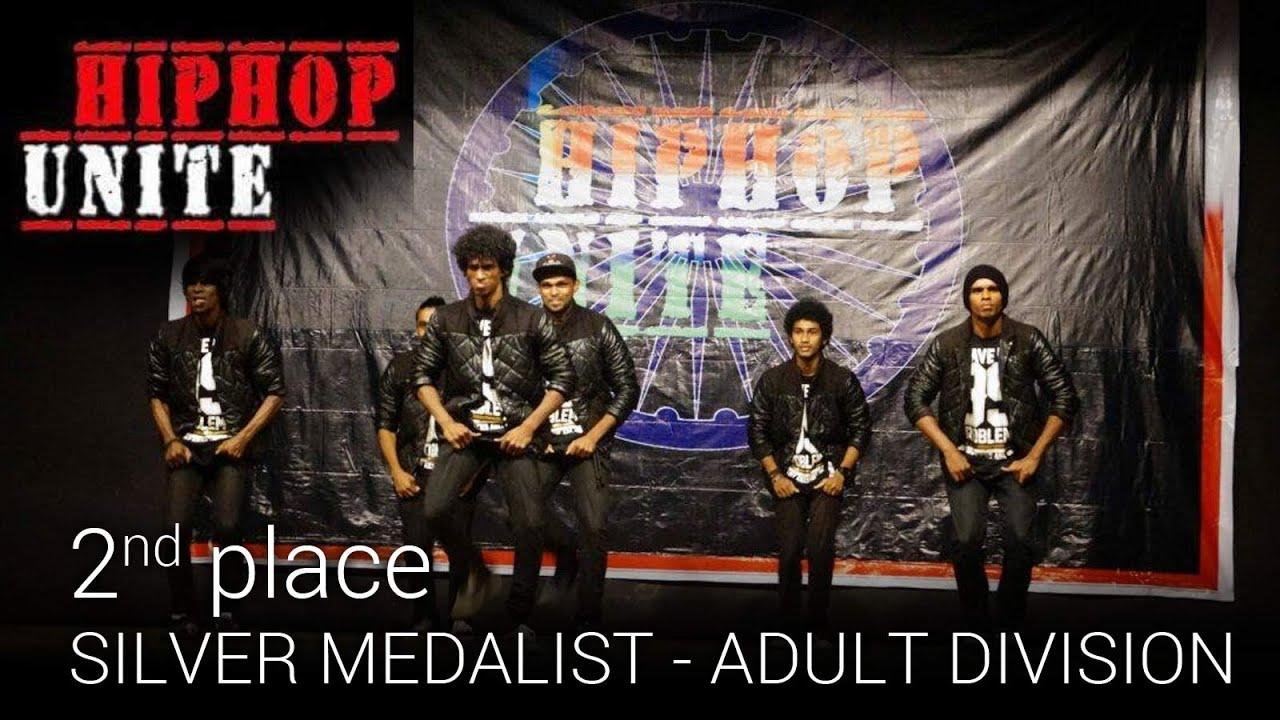 2nd place - B-FAB DANCE CREW - Hip-Hop Unite - YouTube