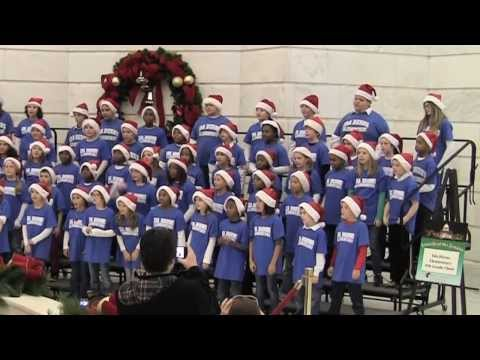 2013 Arkansas State Capitol ~ Sounds of the Season Choirs