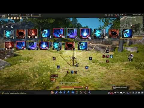 Black Desert Online - Mystic Super Armor Rotation