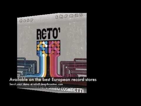 Andrea Maffei Presents Sauro Cosimetti - Retò (DT014)  (CDs)