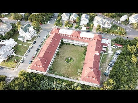 A Visit To Saint Mary By The Sea Retreat In Cape May Point New Jersey + Drone Footage!