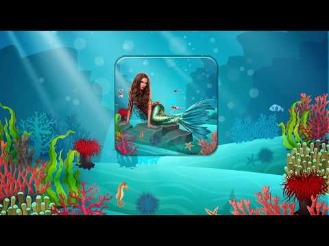 Real Mermaid Simulator – Fish Live Wallpaper(for Any Android) Link Mention In Discription