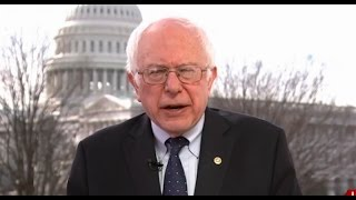 "Bernie Sanders: ""I"