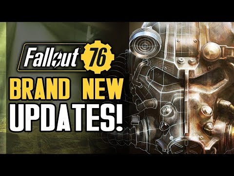 Fallout 76 - NEW UPDATES! Vending, Duping Punishments?  Bethesda's New Response About Bans! thumbnail