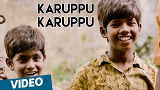 Karuppu Karuppu Video Song | Kaakka Muttai | Dhanush | G.V.Prakash Kumar | Fox Star Studios