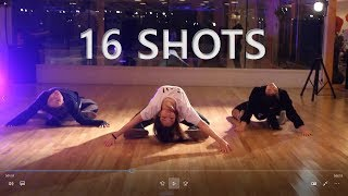 [Jazz Funk] 16 Shots - Stafflon Don Choreography. Jin(Lee Jin Wook)