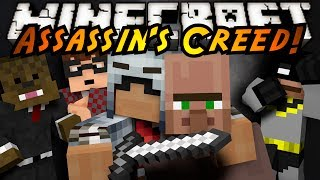 Minecraft Mini-Game : ASSASSIN