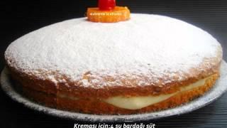 alman pastası nasıl yapılır Harika Tatlar