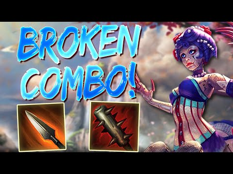 Arachne:  THE SPIDER AND RA COMBO IS UNSTOPPABLE - Ranked Smite
