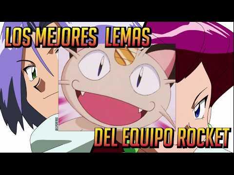 Los MEJORES lemas del equipo Rocket 🚀 en ESPAÑOL Latino !!