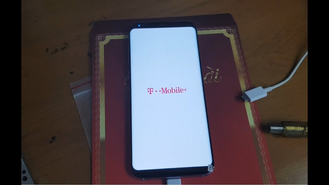 Direct Unlock Samsung S8 Plus G955U T-Mobile via USB Cable 10mins