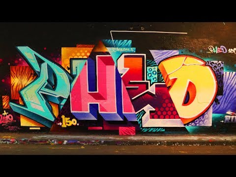 London Waterloo Graffiti Tunnel Walk Leake Street Graffiti Youtube