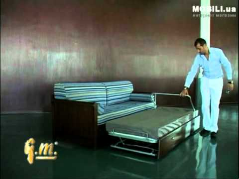 детский диван кровать раскладной два в одном для комнаты подростка
