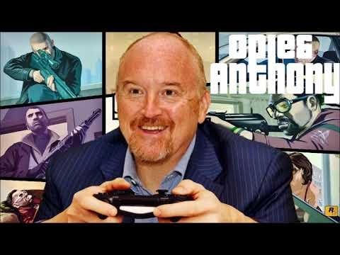 Louis CK on Grand Theft Auto thumbnail