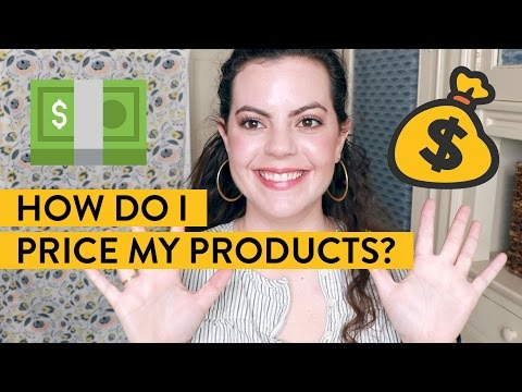 How Do I PRICE My Products?! | Pricing for Both Retail and Wholesale Business