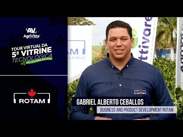 Gabriel Alberto Ceballos   Business And Product Development ROTAM   (Pt.02)