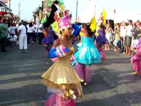 Carnival - Carnaval Curaçao 2010