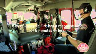 City of Roseville, CA - Fire Department - 911 for Medical Emergencies