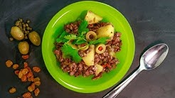 Turkey Picadillo Made Easy and Healthy