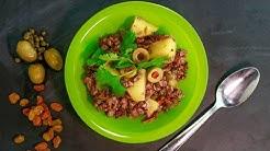 Turkey Picadillo Made Easy and Healthy
