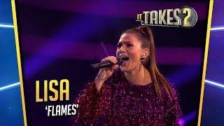 It Takes 2: Lisa Michels & Waylon zingen Flames
