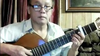 Em Còn Nhớ Hay Em Đã Quên (Trịnh Công Sơn) - Guitar Cover by Hoàng Bảo Tuấn