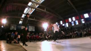 Skunk vs. Xisco (Adidas Originals Rocks the Floor)