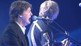Paul McCartney -Eight Days a Week -Barclay Center 6/8/2013