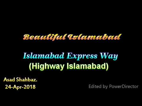ISLAMABAD EXPRESS WAY (Islamabad )Highway)