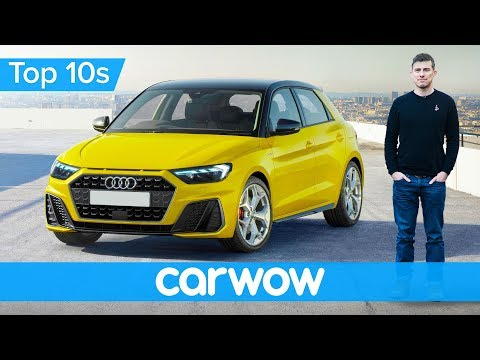New Audi A1 - the most luxurious small car ever?   Top 10s