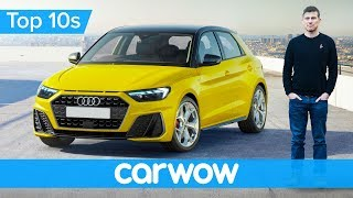 New Audi A1 - the most luxurious small car ever? | Top 10s