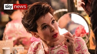 Renee Zellweger on her portrayal of Judy Garland's final chapter
