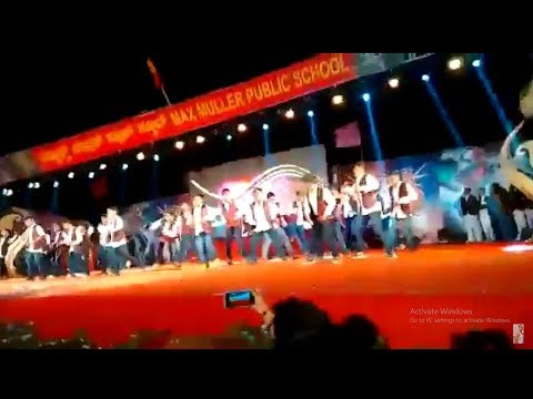 Accident During School Boys Performs Dance on Stage | Bangalore School Function Accident | YOYO TV