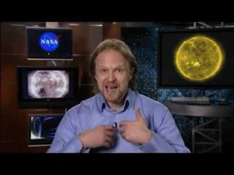 Interview with NASA's Antti Pulkkinen about Jan 24-25 2012 Solar Flare & CME