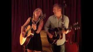 Sky Bound Blue Give In - Original  Americana Folk Country