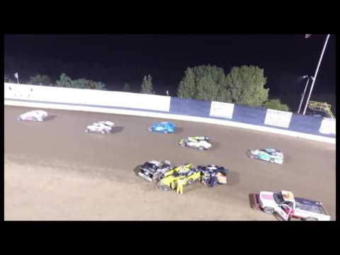 New Egypt Speedway Crate Modified Feature 9/10/16