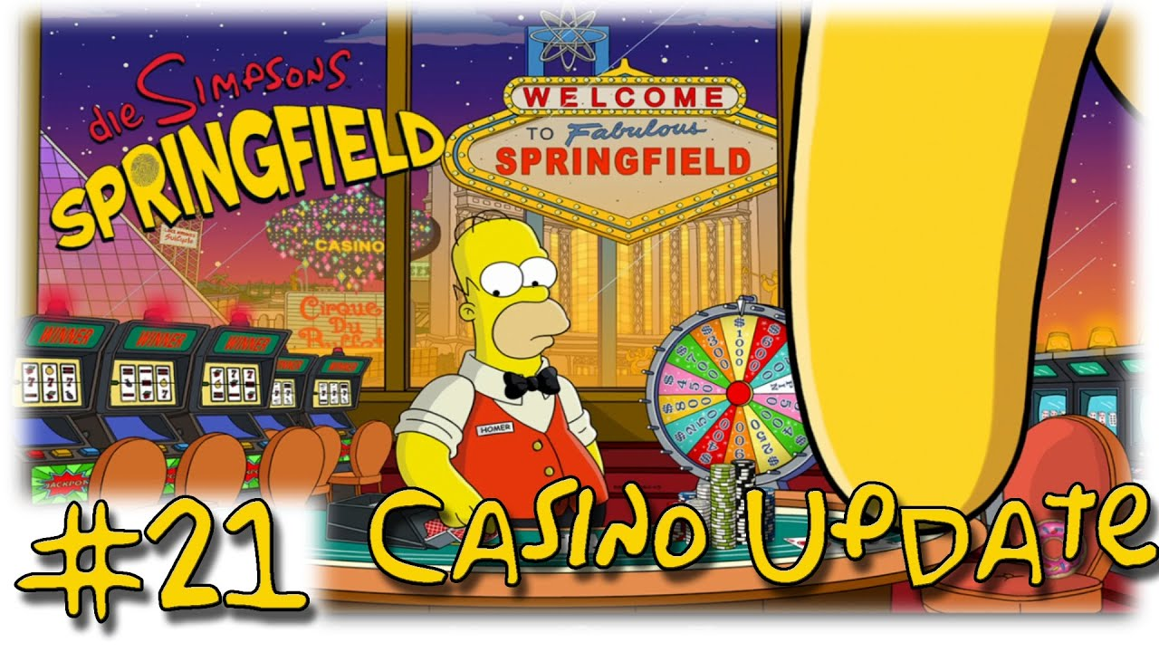 Simpsons Springfield Casino