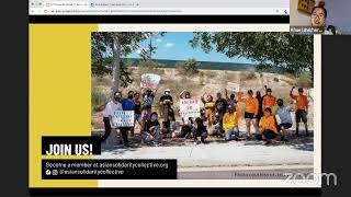 ASC's Monthly Social Solidarity: The People's Progress Report on Joe Biden and Kamala Harris