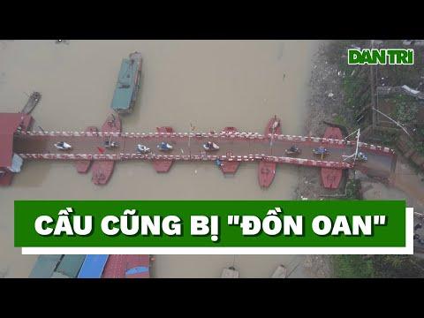 """Chuyện Lạ Về 1 Cây Cầu Bị """"Vu Oan"""" Ở Hà Nội"""