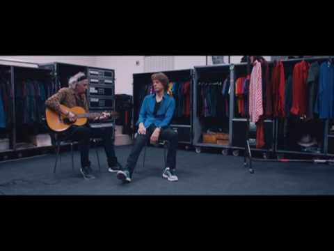 Mick Jagger & Keith Richards - Country Honk - Backstage Tour 2016