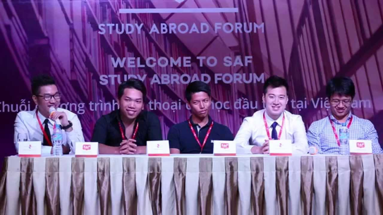 [Events] Study Abroad Forum - SAF#1 - Summer 2015