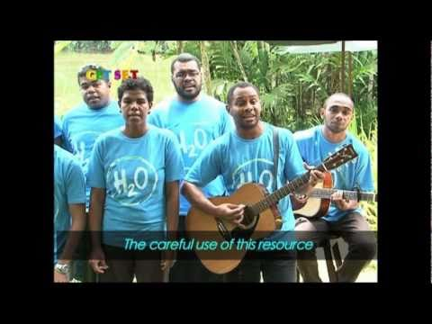 Water is for Life  World Water Day song 2011