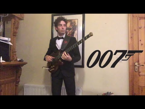 James Bond 007 Theme by Monty Norman and John Barry (solo bass arrangement) - Karl Clews on bass