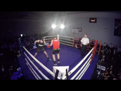 Ultra White Collar Boxing | Edinburgh | Stewart Robertson VS Henry Robertson