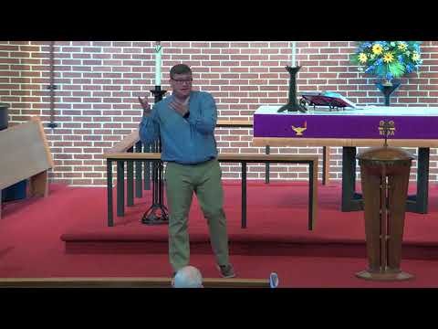 Pisgah Sunday Sermon - Jesus Cleanses the Temple